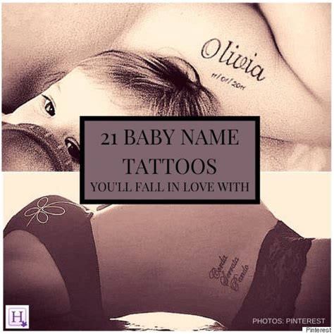 child name tattoos baby name tattoos tattoos tatting