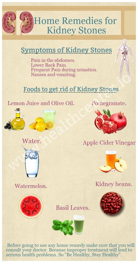 9 best home remedies for kidney stones that really works