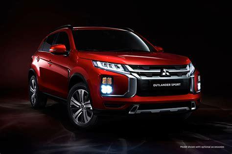 2020 Mitsubishi Outlander by 2020 Mitsubishi Outlander Sport Mitsubishi Motors