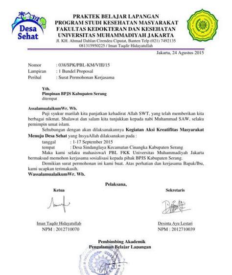 Surat Sponsorship by Contoh Surat Balasan Sponsorship Surat 6