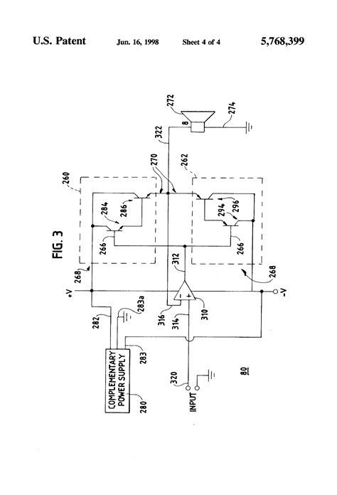 patent us5768399 low distortion lifier patents