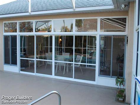 Plexiglass Windows Screened Porch debary florida porch lanai fill in acrylic windows prager builders sunroom pro