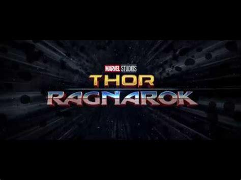 film thor zwiastun thor ragnarok zwiastun 1 napisy youtube