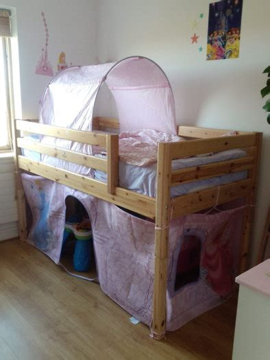 flexa mid sleeper bed for sale in greystones wicklow from