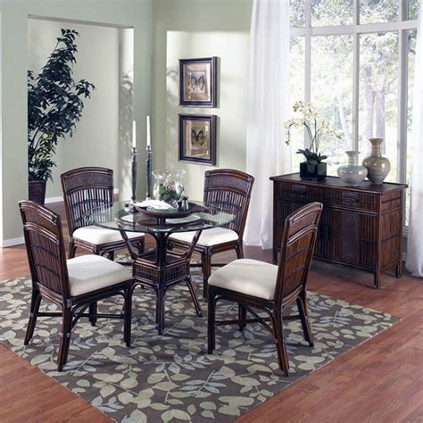 Bamboo Dining Room Set | bamboo dining room set home design and decoration portal