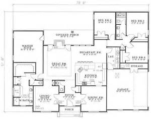 formal breakfast and dining rooms house plan hunters
