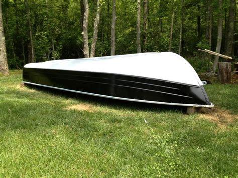 aluminium boat hull paint mirrorcraft 16 aluminum refurbish job page 1 iboats