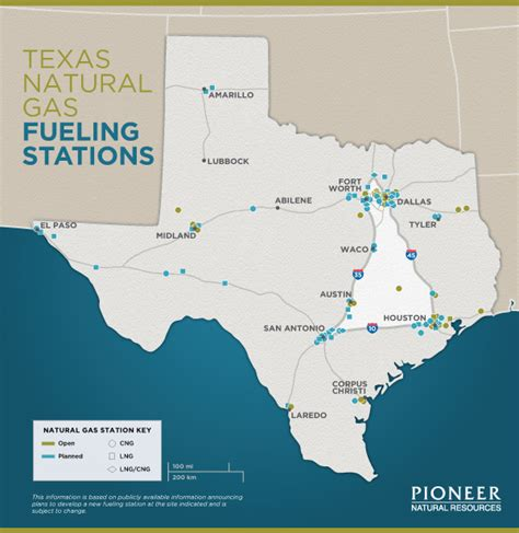 texas resource map gas fueling stations in texas set to advocate says houston chronicle