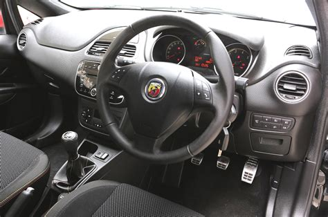India spec Fiat Abarth Punto photo gallery   Car Gallery