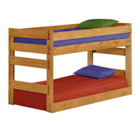 wooden bunk beds solid wood bottom bunk bed