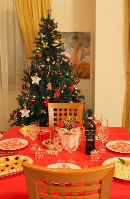 tavola vigilia di natale la tavola allegra la tavola per la cena della vigilia