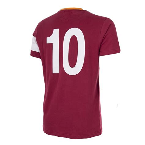 Tshirt As Roma 4 shop as roma captain t shirt giallorossi 6720 buy