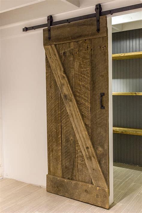 Barn Door Laundry Room 20 Diy Barn Door Tutorials Easy To Follow Even For The Most Novice Wood Constructors