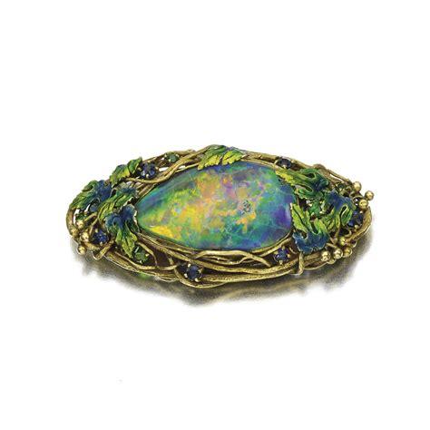 louis comfort tiffany jewelry louis comfort tiffany 1848 1933 brooch 14k gold