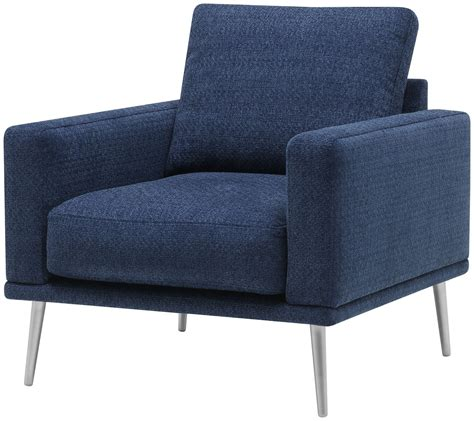 boconcept armchair contemporary armchair fabric leather aluminum veneto