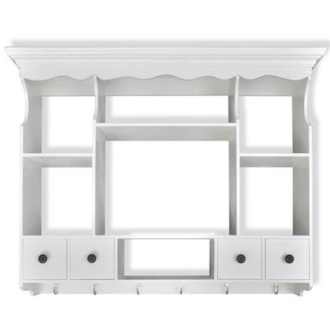 white wooden kitchen wall cabinet vidaxl