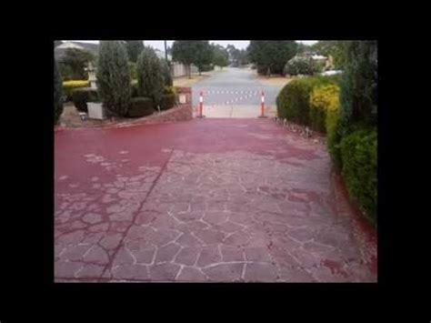 How To Paint A Concrete Driveway   DIY Advice   Doovi