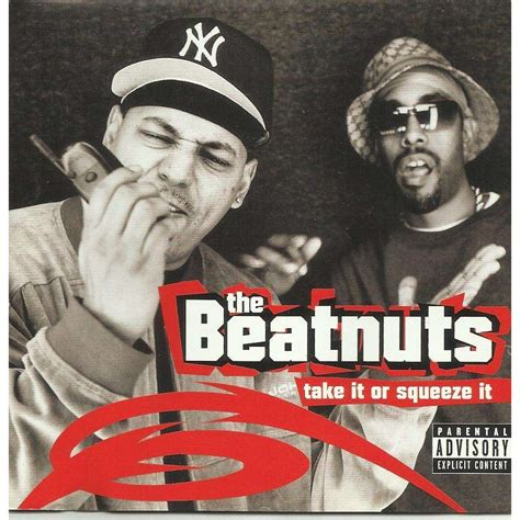 Squezzme It take it or squeeze it by beatnuts cd with gmsi ref