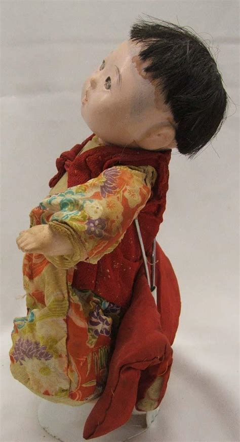 porcelain doll japan antique japanese porcelain bisque child with doll