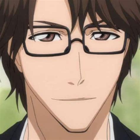 anime glasses anime character that wears glasses anime answers fanpop