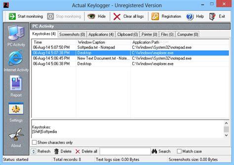 actual keylogger full version free download actual keylogger download