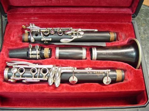 picture of clarinet buffet r13 clarinet for sale