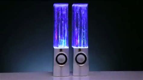 Spndx Maxy Kancing illuminated water speakers