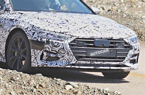 novo audi a7 2017 2017 audi a7 sportback prototype breaks cover in