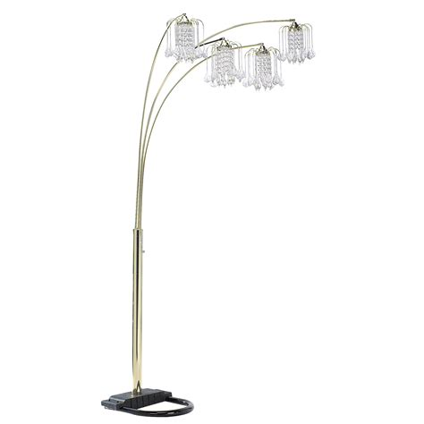 Standing Light Fixture Create Stylish And Dramatic Light Effect Only With Multi Floor L Homesfeed