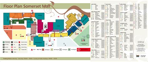 floor plan of a shopping mall floor plan somerset mall somerset west shopping