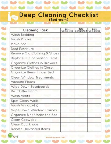 kitchen cleaning tips to do each day ad 20 free printables to organize everything in your home