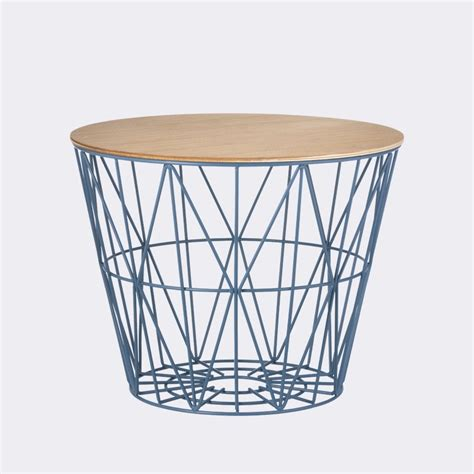 wire basket top medium by ferm living