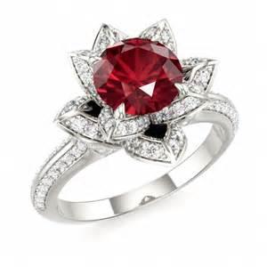 ruby wedding ring emerald wedding ring sets ideal weddings