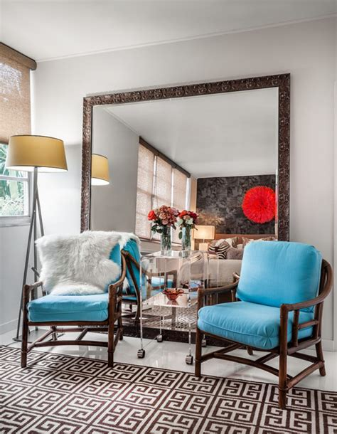 how to give your crowded or bare room a polished look how to make your small living room look larger