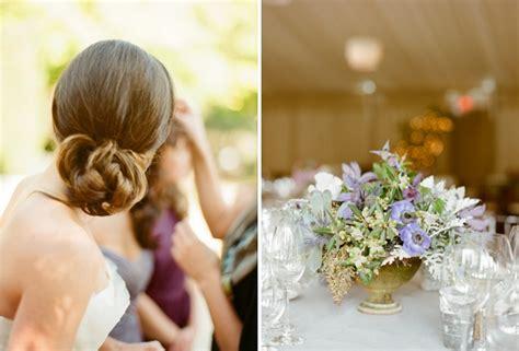 Backyard Wedding Hair Outdoor Garden Wedding Hair Bun Bridesmaids Reception