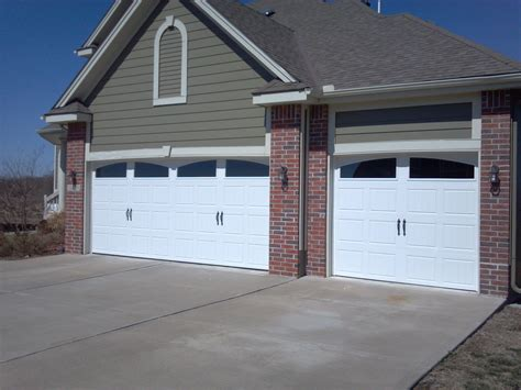 Clopay Gallery Collection Carriage Style Steel Insulated Clopay Steel Garage Doors