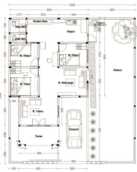 contoh gambar denah rumah tinggal posisi sudut rachael edwards