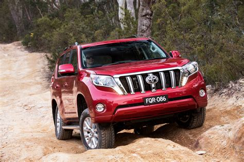toyota prado 2019 australia 2016 toyota land cruiser prado introduced in australia