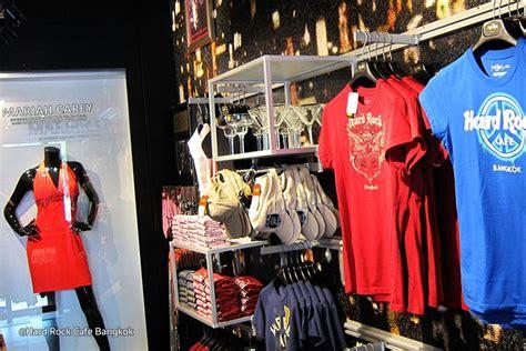 Button Rok Bangkok rock cafe shirts seoul enam t shirt