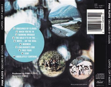 absolutely curtains pink floyd pink floyd obscured by clouds on collectorz com core music