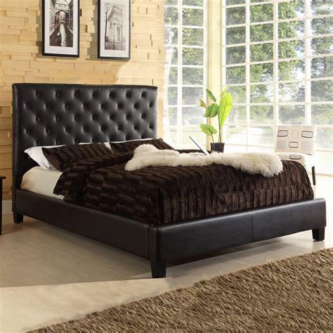 monaco platform bed bedroom set chocolate queen bedroom sets oxford creek grafton tufted queen platform bed in