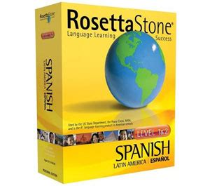 rosetta stone spanish reviews rosetta stone language learning software review i