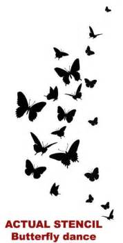 Large Letter Stickers For Walls butterfly stencils free printable stencil ideas