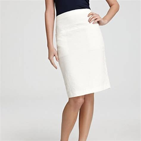 69 theory dresses skirts theory clea white