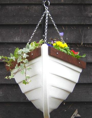 Wall Flower Planters by Best 20 Nautical Landscaping Ideas On Pallet