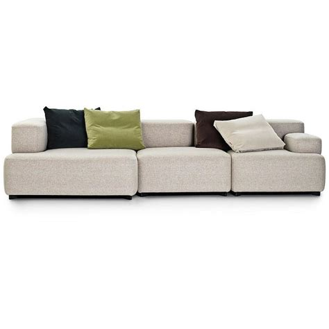 piero lissoni sofa piero lissoni alphabet sofa modern furnishings palette