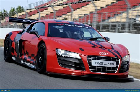 audi racing ausmotive com 187 audi launches r8 lms race experience