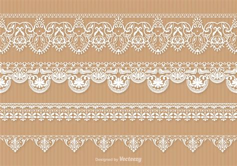 Lace Trim Lace lace trim vector www imgkid the image kid has it