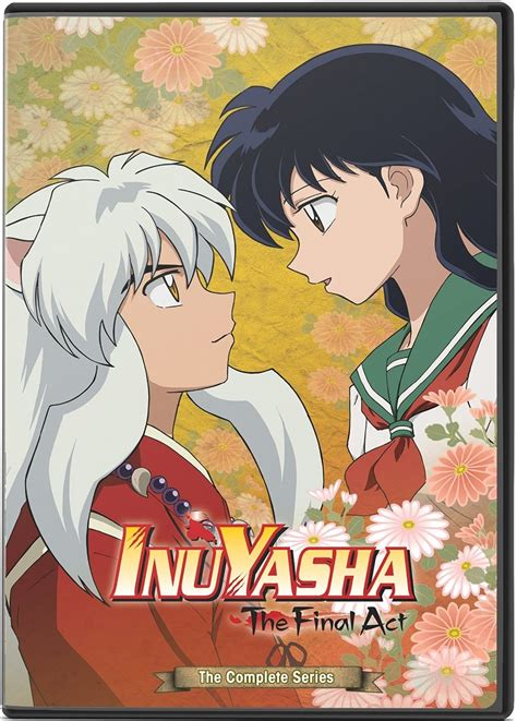 inuyasha the act complete series ep 1 26 anime dvd