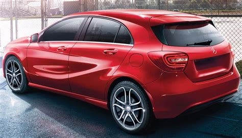 mercedes a class price specs review pics mileage